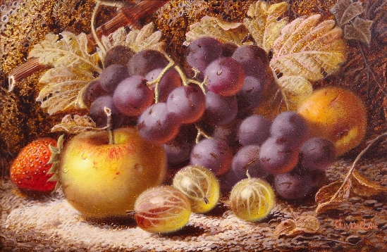Oliver Clare - Still Life of Fruit