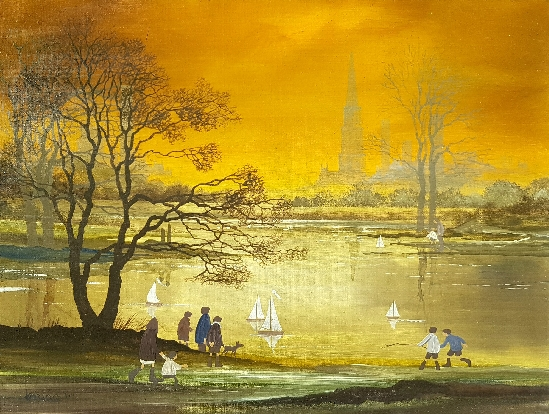 Brian Shields (Braaq) - By the Lake