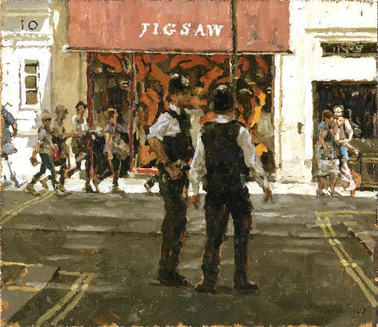 Tony Karpinski London Collection - Metropolitan Poilce