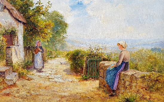 Ernest Charles Walbourn - The Green Gate
