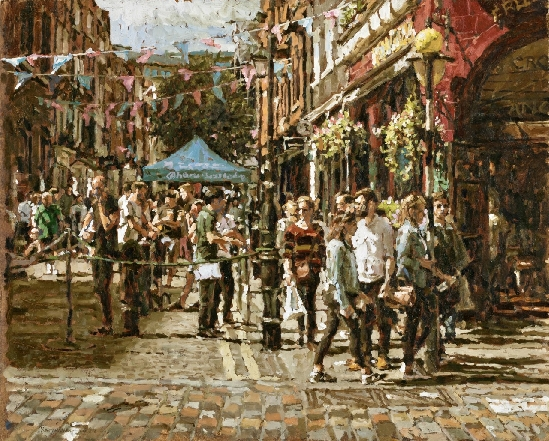 Tony Karpinski London Collection - Streetlife