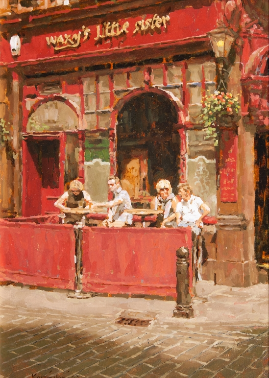 Tony Karpinski London Collection - Quick Pint