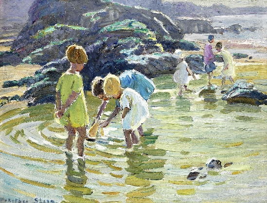 Dorothea Sharp - The Toy Boat