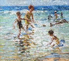 Summer Holiday, Porthmeor Beach, St Ives