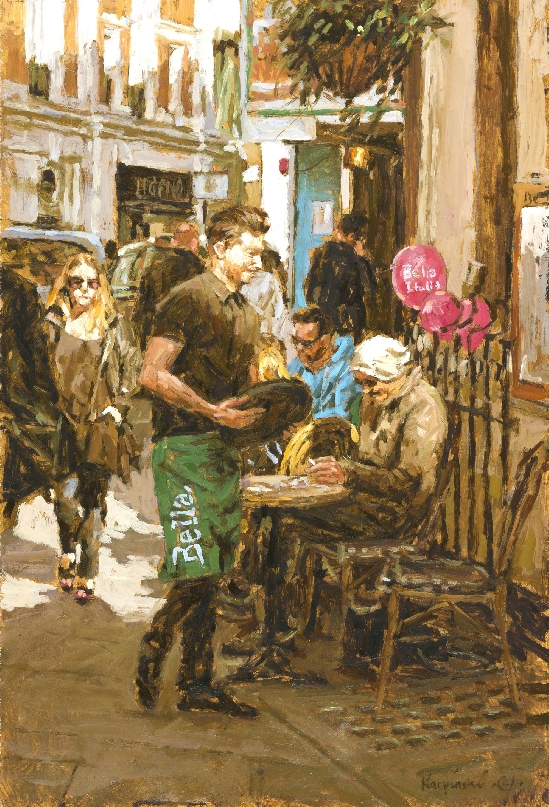 Tony Karpinski London Collection - Bella Pasta
