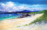 St Columba's Beach of the Seat, Iona
