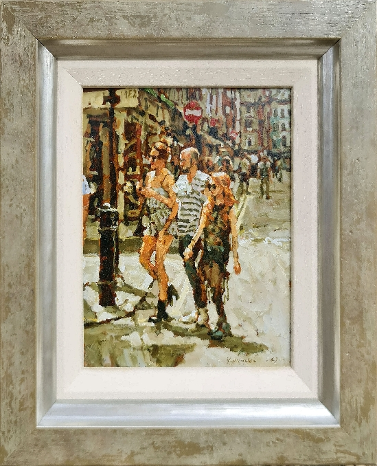 Tony Karpinski London Collection - Friends