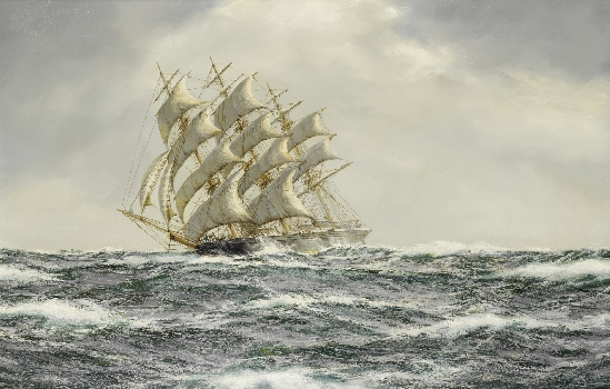 Henry Scott - The Great American Clipper - Donald MacKay
