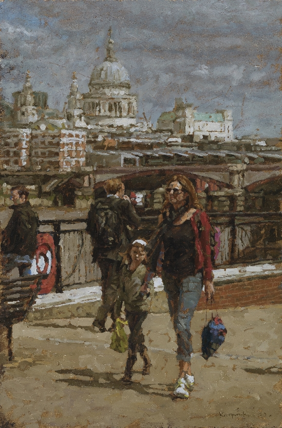 Tony Karpinski London Collection - Southbank