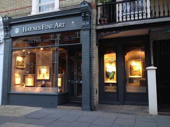 Haynes Fine Art London